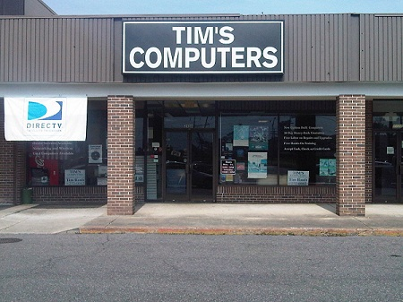 TimPC Store Front